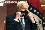 COVID in Arkansas: Gov. Hutchinson gives update on COVID-19 as numbers see change