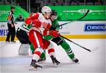 Detroit Red Wings come away with a point in 2-1 overtime loss at Dallas Stars