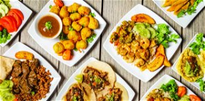 The return of the roti at Cafe Trinidad - Chicago Reader
