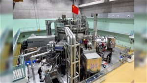 'Chinese artificial sun' sets new world record