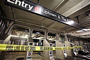 NYPD may shut down subway stations ahead of future storms