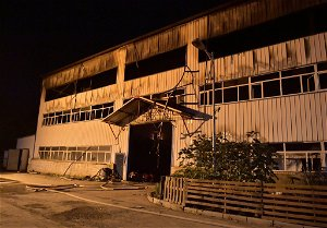 Fire in Chinese warehouse kills 14, injures 26