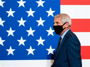 Anthony Fauci predicts the US will 'approach some degree of normality' by the end of summer