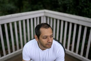 Omar El Akkad's new novel What Strange Paradise is driven by outrage over the refugee crisis - The Globe and Mail