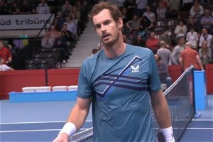 ATP Vienna: Andy Murray edges Hubert Hurkacz for top-10 victory