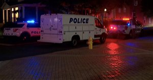 Police: 2 men shot in drive-by near TQL Stadium