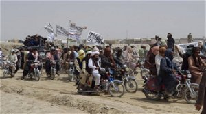 Afghanistan Imposes Curfew as Taliban Advances