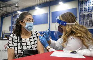 Organizations hold COVID-19 vaccination events for underserved, disability communities