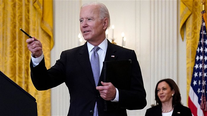 Biden says unvaccinated 'may end up paying the price' as all 50 states report decline for first time