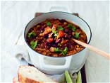 Kasey Wilson: Always time for a hearty meal to stew over on a cool, 'chili' day