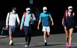 Two more Australian Open players test positive for COVID