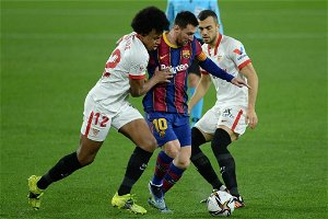 Barcelona Revive Interest In Star Striker Who Wants To Form 'Dream' Pair With Messi: Report