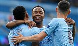 Man City team news: Expected 4-3-3 vs Olympiakos - Sterling and Foden start but no Aguero