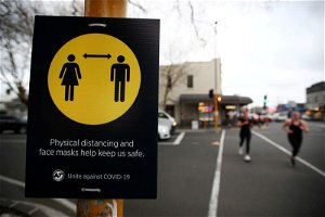 New Zealand's Auckland COVID-19 restrictions eased slightly