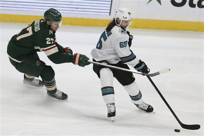 'Sloppy' hockey is the name of the game early in NHL season