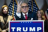 Giuliani Addresses Trump Team Split With Sidney Powell: 'We're Pursuing Two Different Theories'