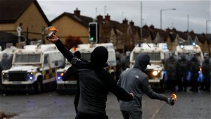 Northern Ireland police say paramilitaries not behind recent violence