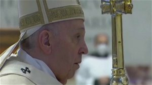 Pope Francis marks second Easter of COVID-19 pandemic