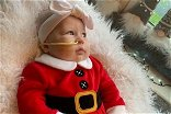 Family can't be together at seriously ill baby's bedside due to Covid