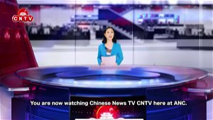 Chinese News TV airs on the ABS-CBN News Channel