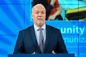 Tougher COVID-19 restrictions in B.C., including travel, still 'on the table': Horgan