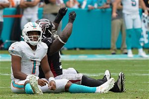 X's and Omar: When will the Miami Dolphins' suffering stop?