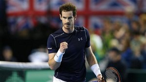 Andy Murray hints he could change his mind and play Davis Cup Finals