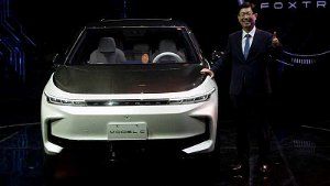 iPhone Manufacturer Foxconn Reveals Its First Electric-Vehicle Prototypes
