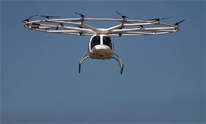 Italian, French airports create company for flying taxi infrastructure