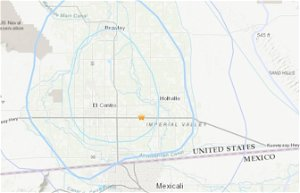 Series of small quakes rattle Imperial County