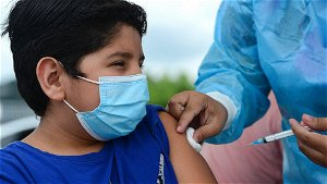 Pfizer releases clinical trial data for COVID-19 vaccine for children aged 5 to 11