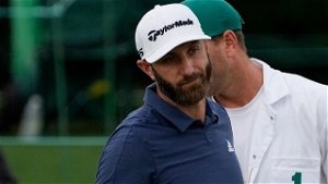 Johnson no longer defending champion after missing Masters cut