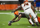 Cleveland Browns place defensive end Joe Jackson on Reserve/COVID