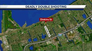 Two killed, four wounded in 24 hours of New Orleans shootings, police say