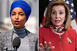 Nancy Pelosi walks back condemnation of Ilhan Omar's comments