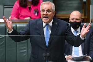 Australia PM: Technology best way to achieve climate target