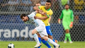 Copa America: Messi, Argentina join Brazil as favourites at controversial event