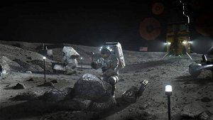 With lessons learned from Apollo, NASA developing spacesuits for next moonwalkers