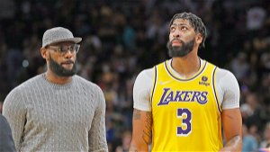 Lakers' LeBron James to miss 2nd straight game with ankle injury; AD to play vs. OKC