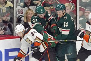 Wild complete another comeback in 4-3 win over Ducks