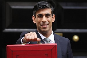 Rishi Sunak delivers with budget packed with more symbolism than solutions