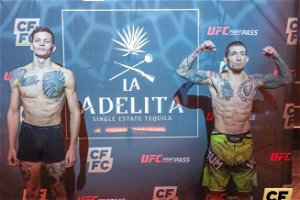 CFFC 100 Results: My First Professional Loss