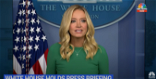 'I Don't Call On Activists': Kayleigh McEnany Leaves Press Briefing In A Storm Of Questions