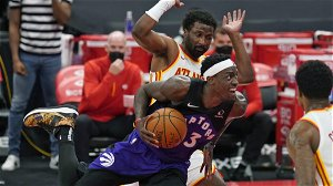 Malachi Flynn took over late and nearly led Raptors to comeback win