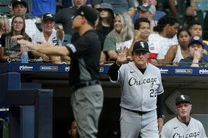 White Sox Commit 3 Errors, Have Run Wiped Out When Moncada Fails To Step On Home Plate In 6-1 Loss To Brewers
