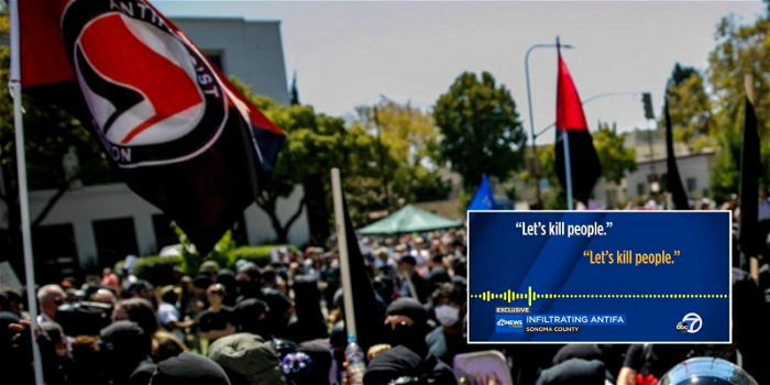 'Let's kill people'—Secret recordings of California Antifa group leaked by infiltrator