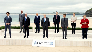 G-7 to call for peace across Taiwan Strait in statement: source