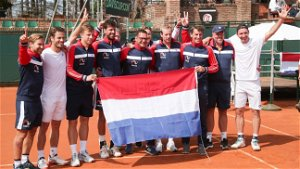 Davis Cup: Belgium recovers from 2-0 down to beat Bolivia