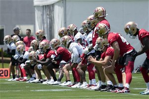NFL penalizes 49ers for offseason practice violation; rookie program ends early