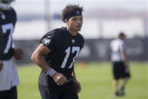 Raiders release veteran wide receiver